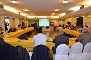 taller del Consejo de Política Forestal