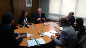 Reunión del del Consejo Chile-California