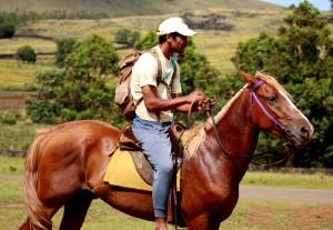 nuevo personal en PN Rapa Nui
