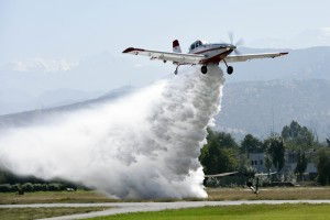 nuevo avión AirTractor