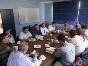 reunión en La Araucanía