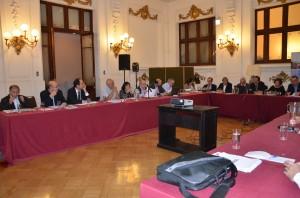 sesión del Consejo de Política Forestal