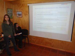 Katherine Álvarez, Sección de Fiscalización Ambiental